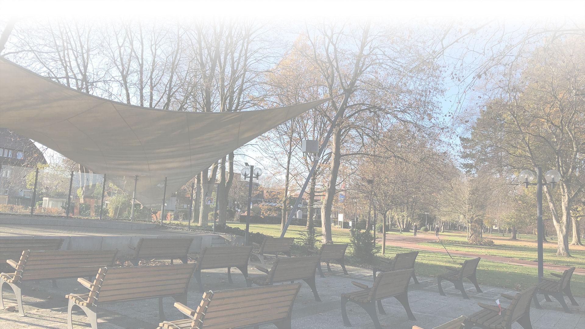 Konzertmuschel im Kurpark